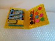 Minion art case and sketch book