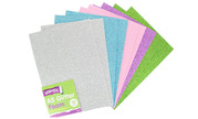 Buy online Assorted Fabric Felt,  Foam Sheet,  Ink Pad,  Tissue Paper